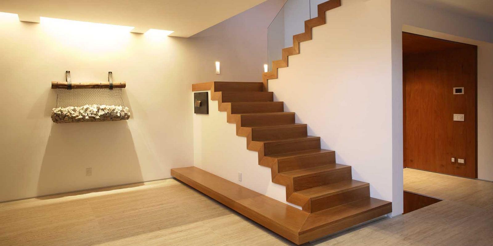 Дизайн лестниц из дерева (фото лестницы)