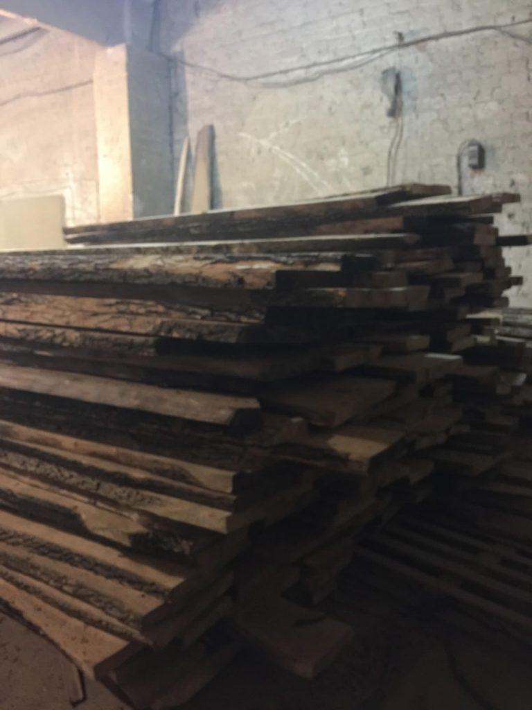 Лестницы из дерева (фото 1 производства)