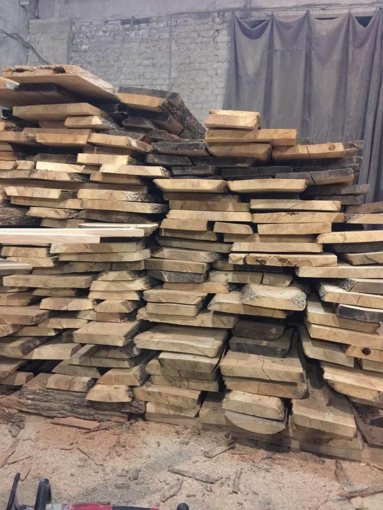 Лестницы из дерева (фото 2 производства)