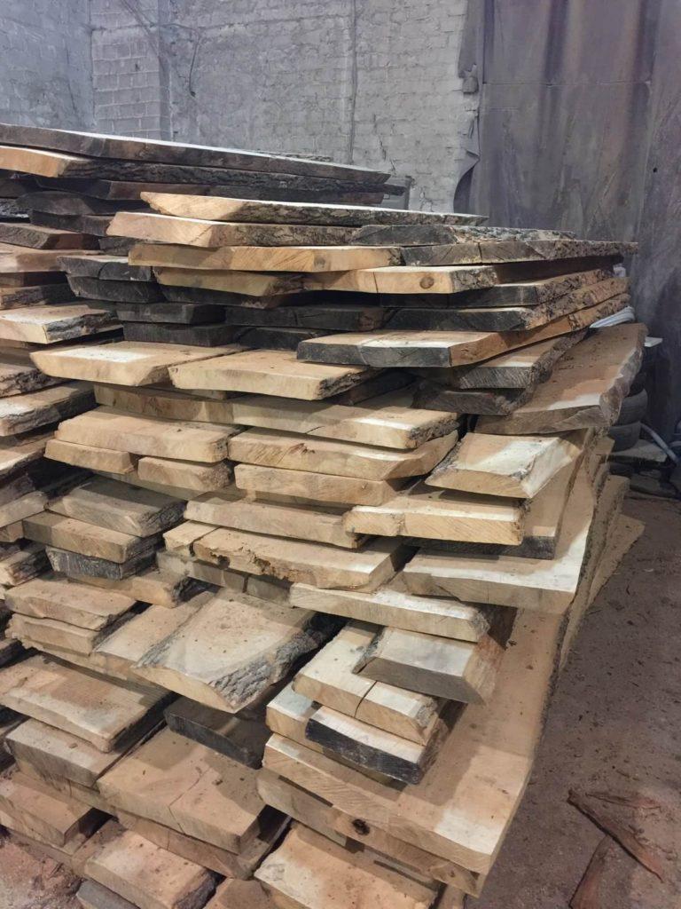 Лестницы из дерева (фото 3 производства)