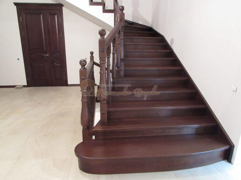 Фото 40 лестницы с подиумом