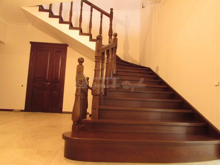 Фото 3 лестницы с подиумом