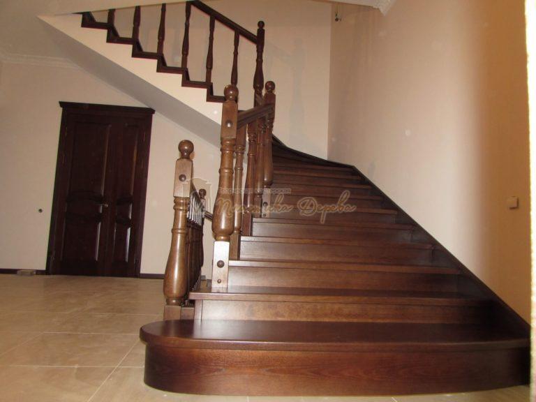 Фото 5 лестницы с подиумом