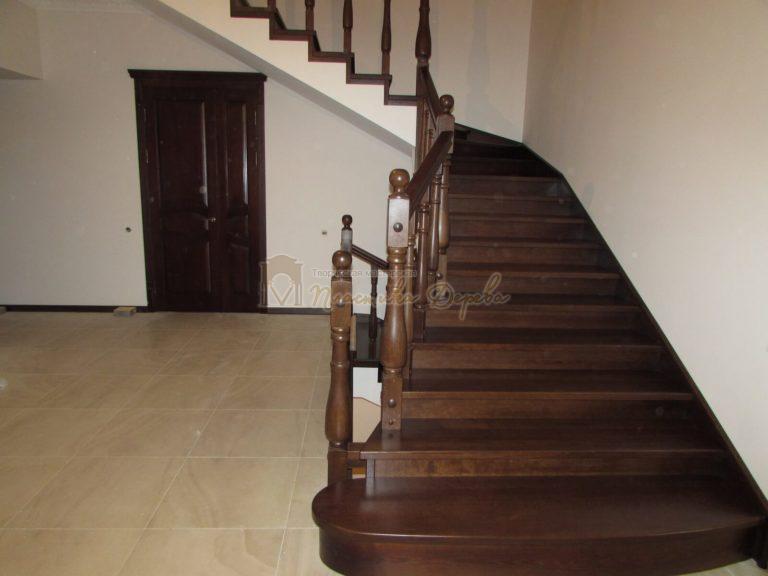 Фото 6 лестницы с подиумом
