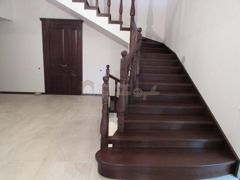 Фото 7 лестницы с подиумом