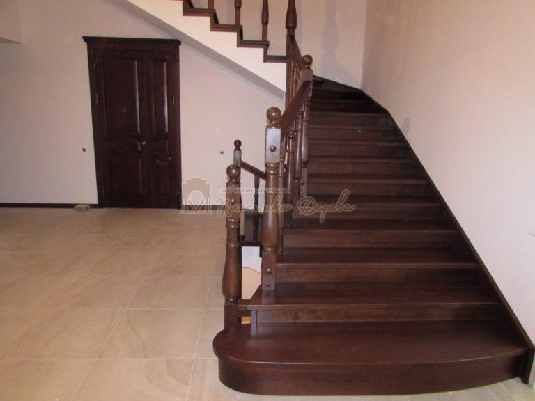 Фото 9 лестницы с подиумом