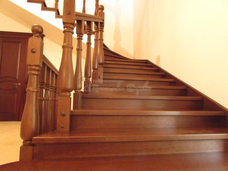Фото 10 лестницы с подиумом