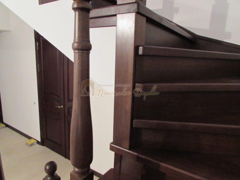 Фото 11 лестницы с подиумом