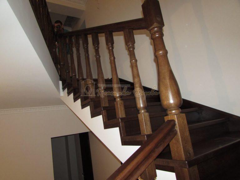 Фото 12 лестницы с подиумом