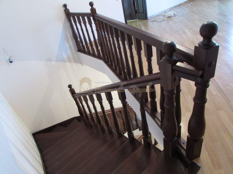 Фото 24 лестницы с подиумом