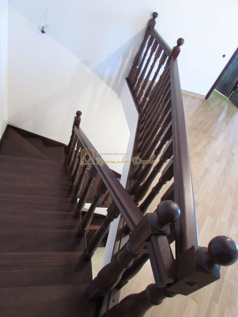 Фото 26 лестницы с подиумом