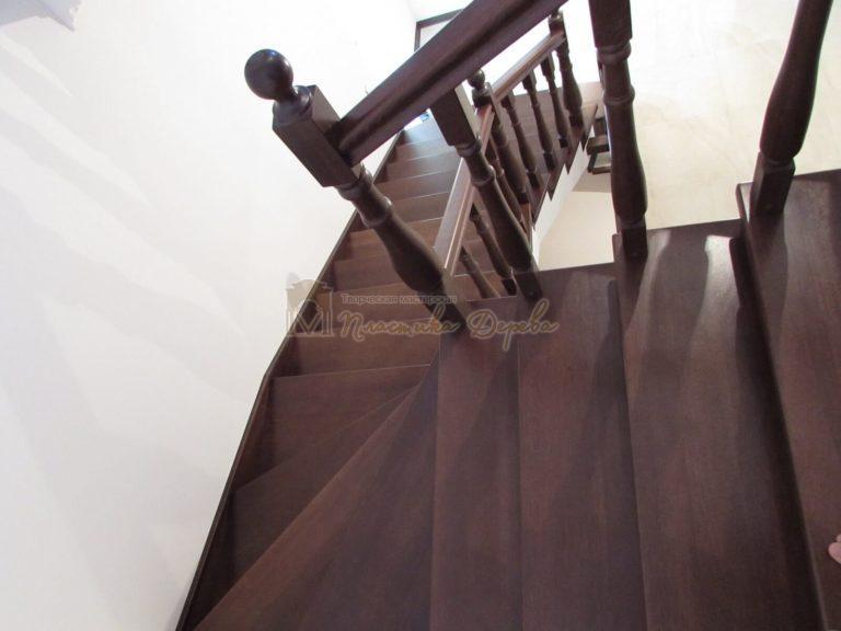 Фото 27 лестницы с подиумом
