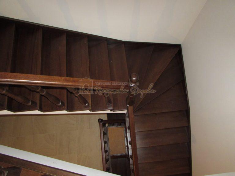 Фото 29 лестницы с подиумом