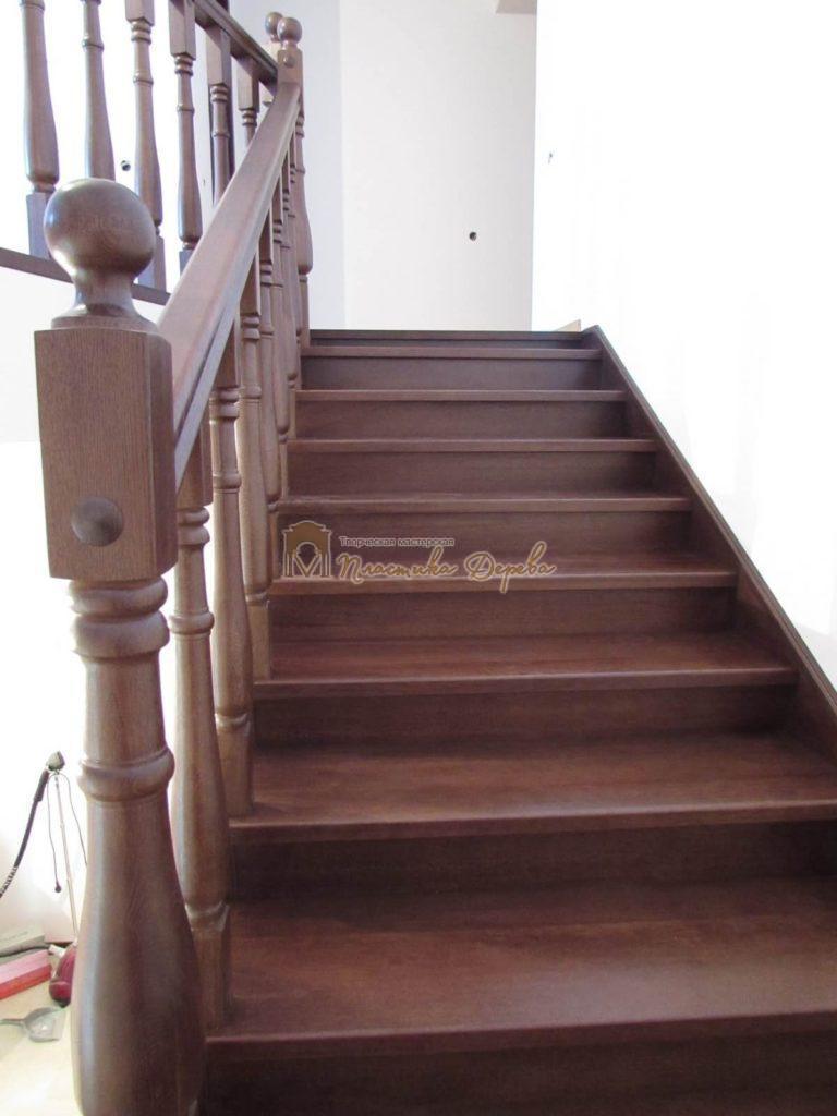 Фото 33 лестницы с подиумом