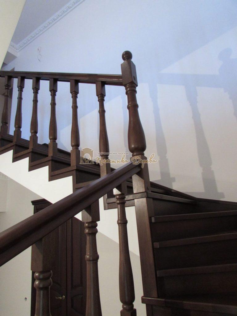 Фото 35 лестницы с подиумом