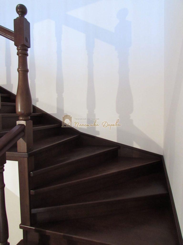 Фото 36 лестницы с подиумом