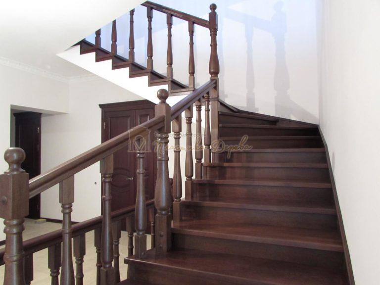 Фото 38 лестницы с подиумом