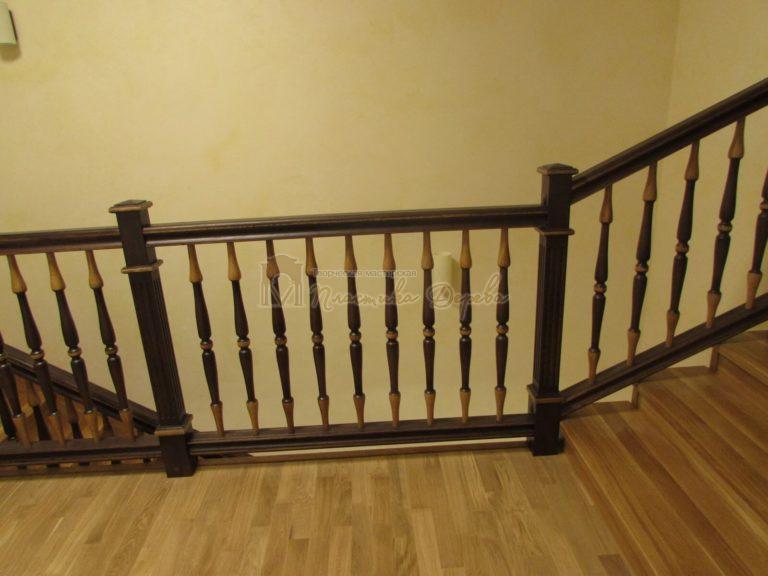 Фото 25 лестницы из дуба в испанском стиле