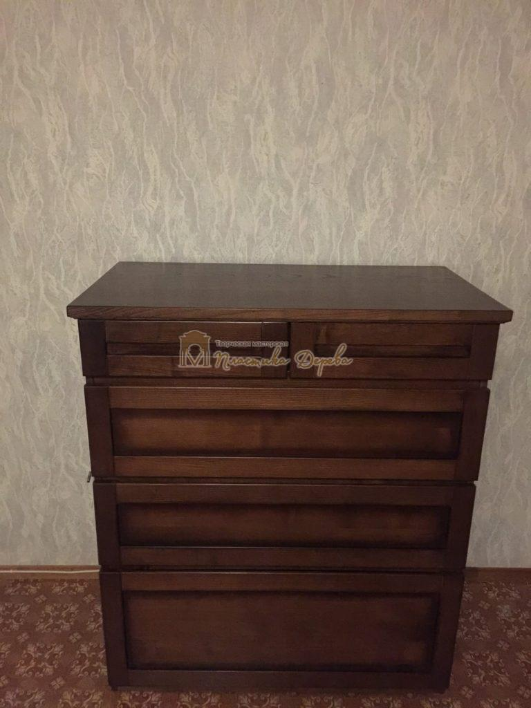 Мебель из дерева (фото 8)