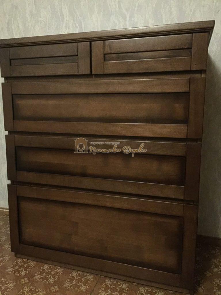 Мебель из дерева (фото 9)