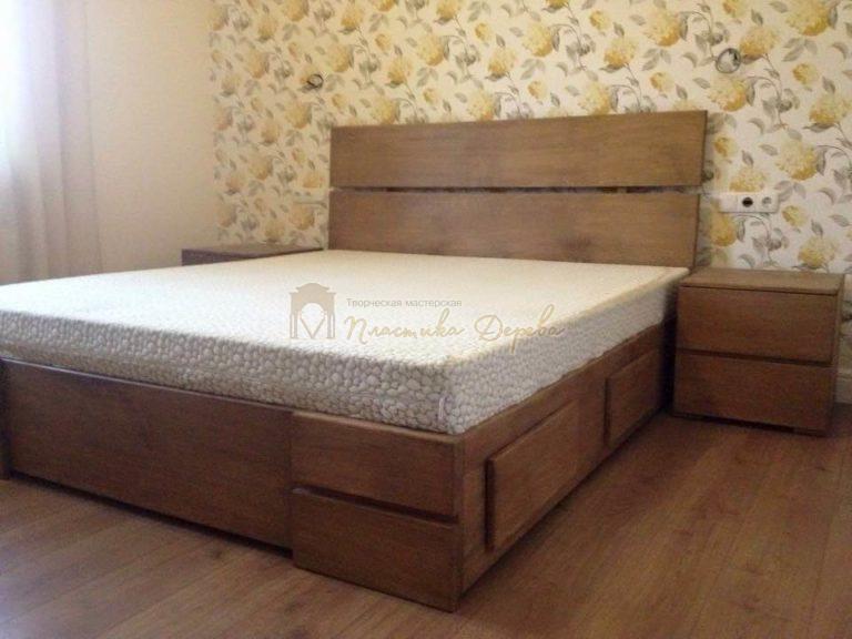 Мебель из дерева (фото 16)