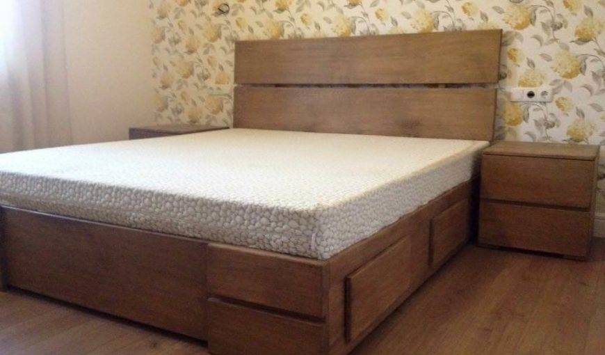 Мебель из дерева (фото изделий)