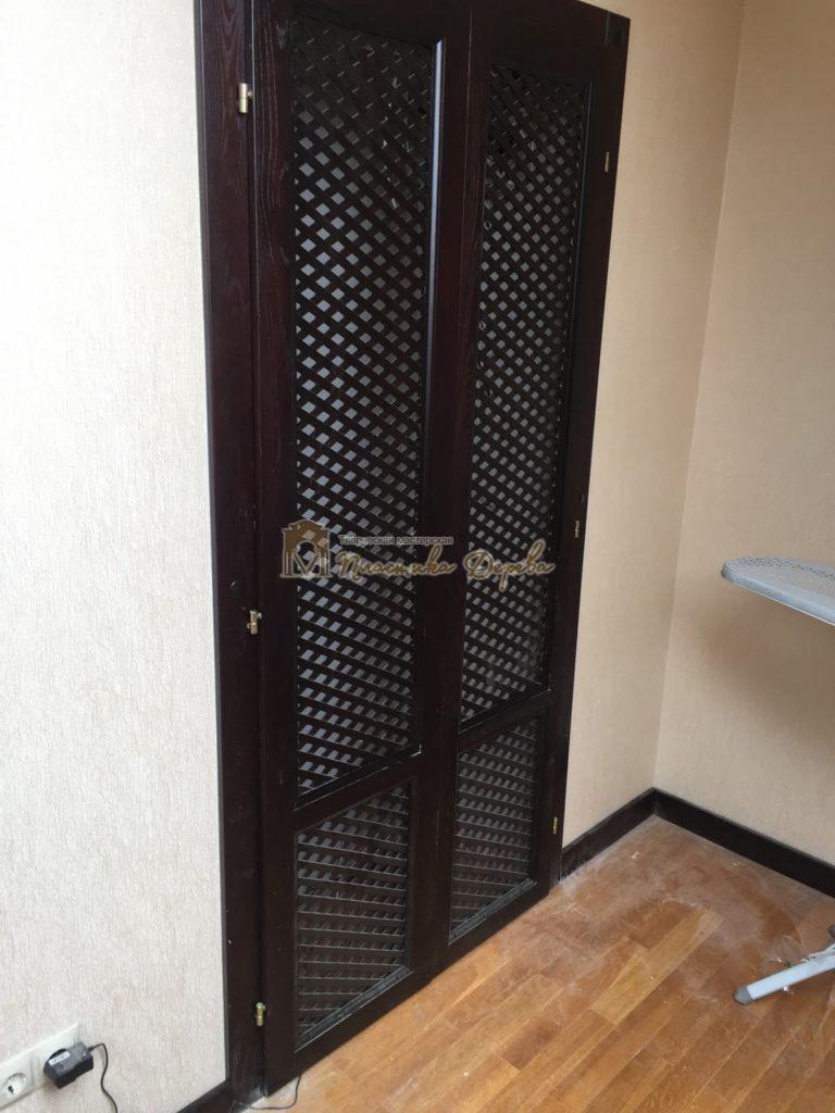 Мебель из дерева (фото 24)