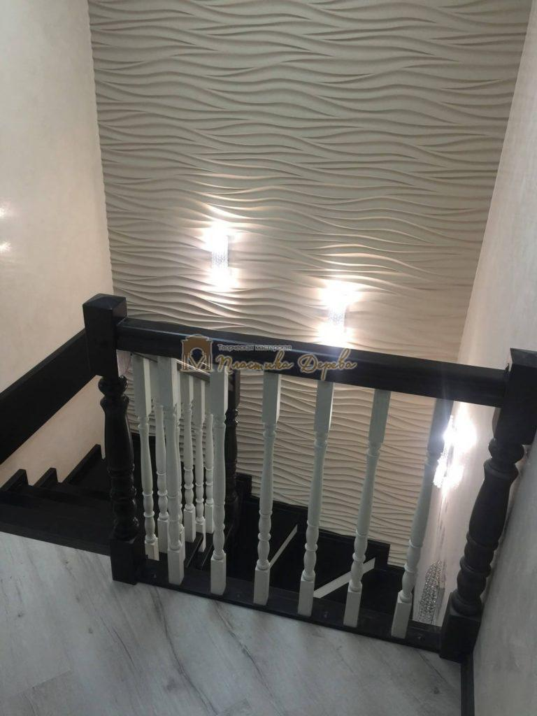 Фото 10 лестницы с забежными ступенями