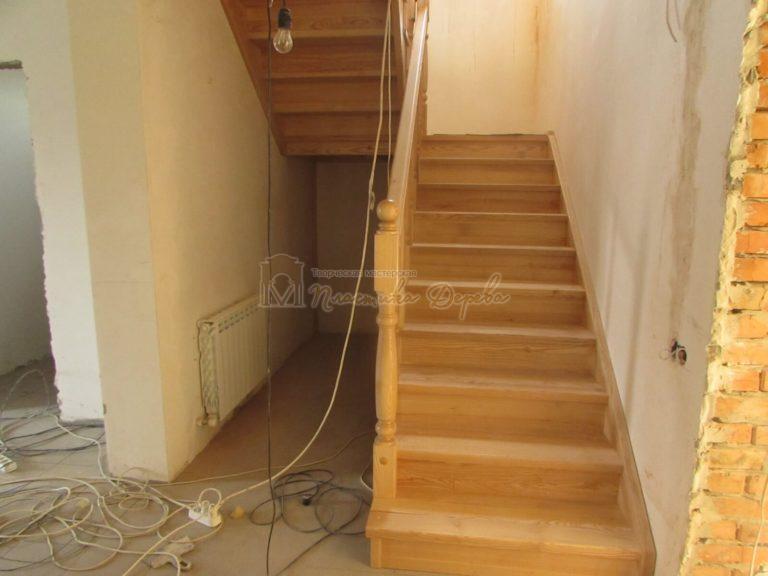 Фото 8 лестницы из ясеня под лак