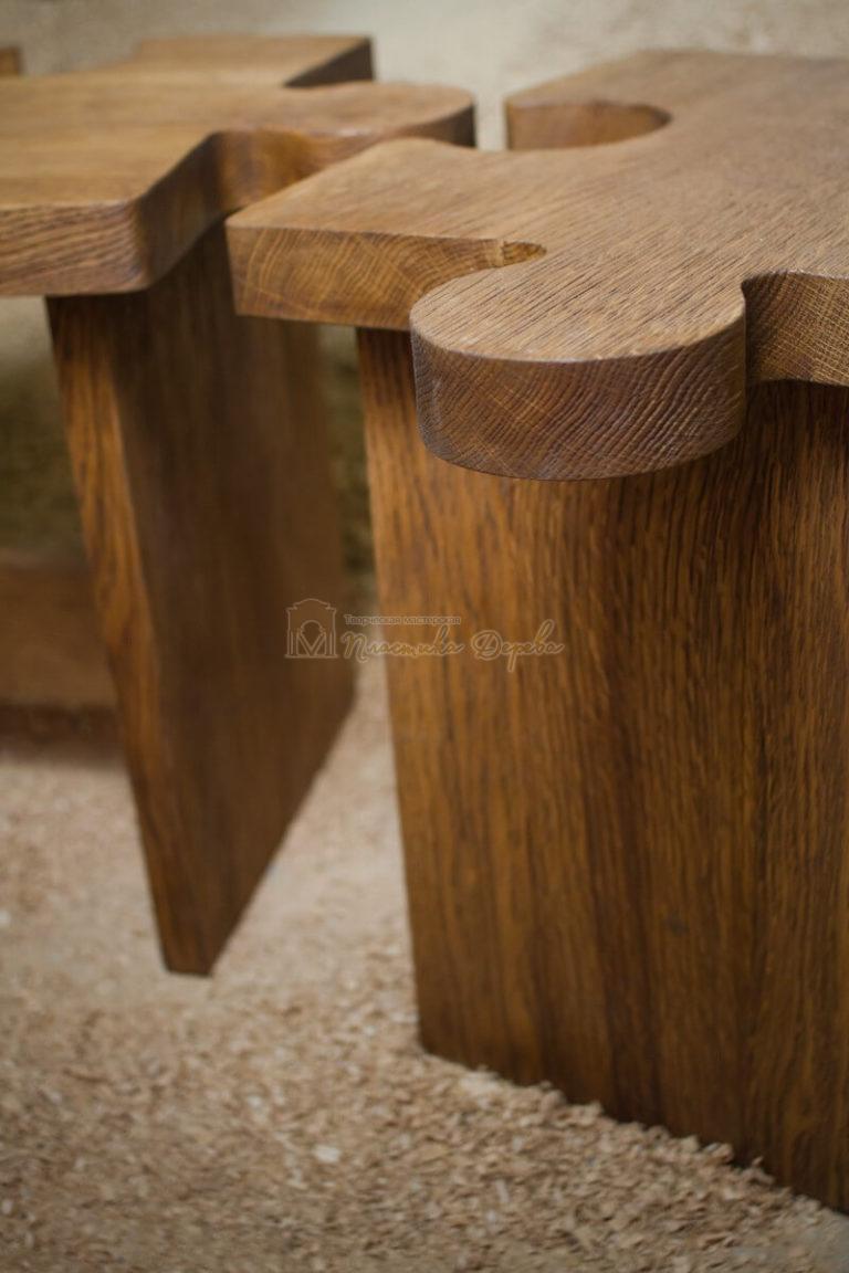 Мебель из дерева (фото 31)
