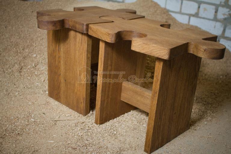 Мебель из дерева (фото 35)