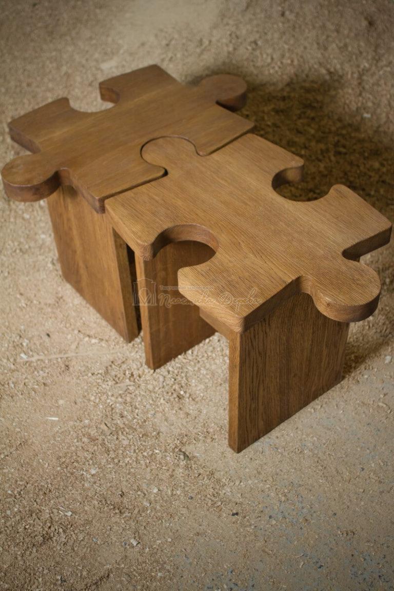 Мебель из дерева (фото 36)