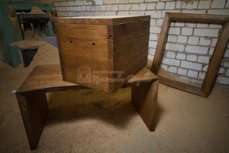 Мебель из дерева (фото 3)