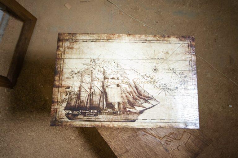 Мебель из дерева (фото 4)