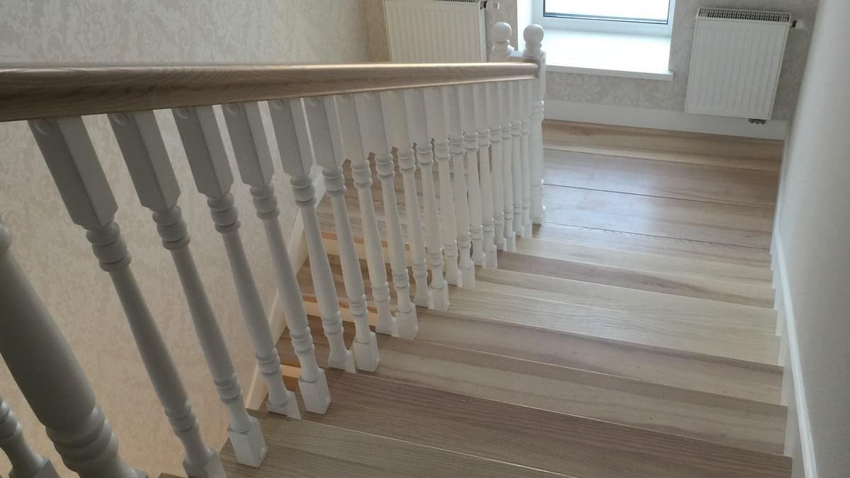 Маршевые лестницы (фото)