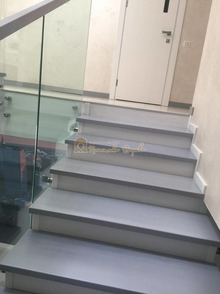 Фото 1 комбинированной лестницы