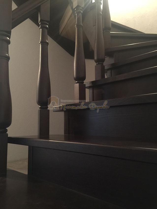 Винтовая лестница (фото 2)