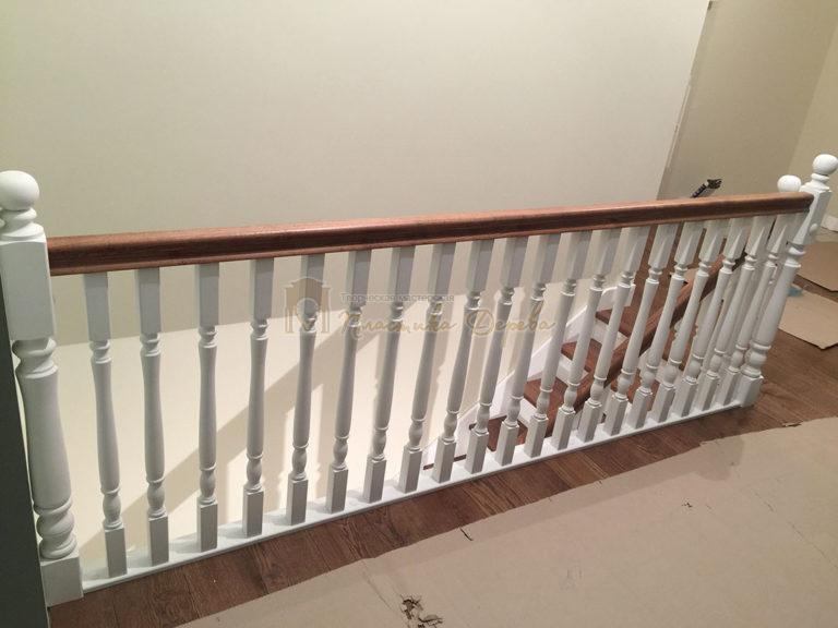 Одномаршевая лестница (фото 4)