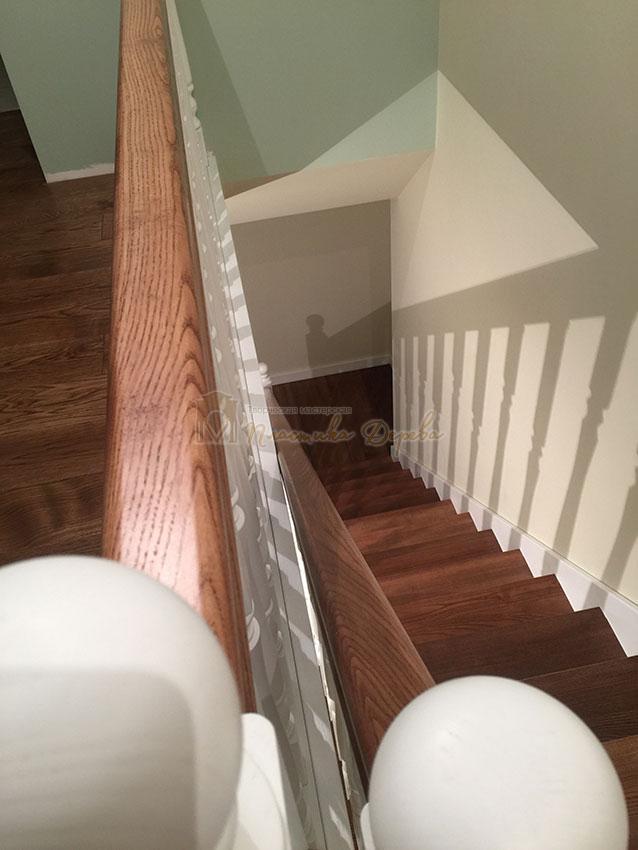 Одномаршевая лестница (фото 1)
