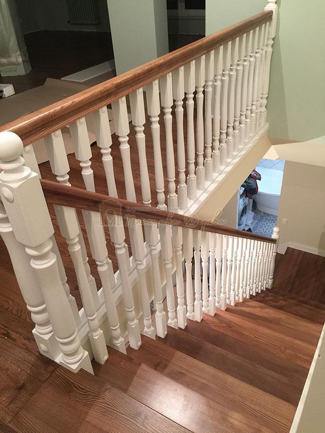 Одномаршевая лестница (фото 5)