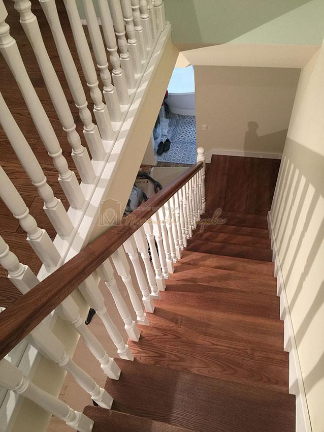 Одномаршевая лестница (фото 6)