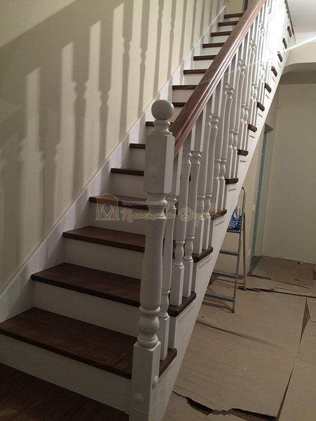 Одномаршевая лестница (фото 7)