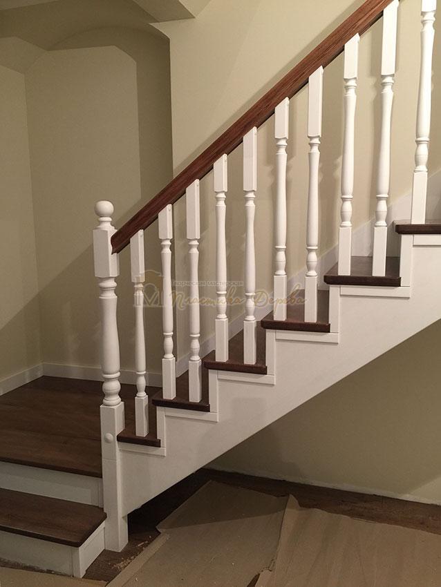 Одномаршевая лестница (фото 10)