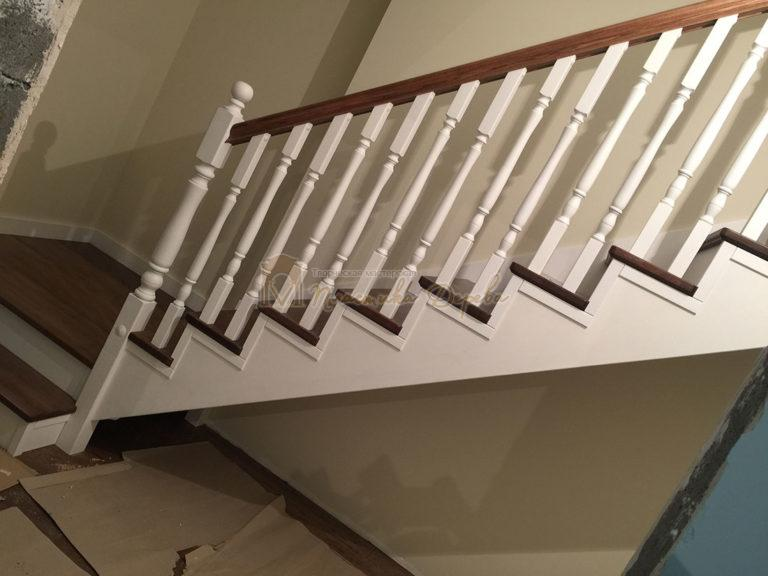 Одномаршевая лестница (фото 11)