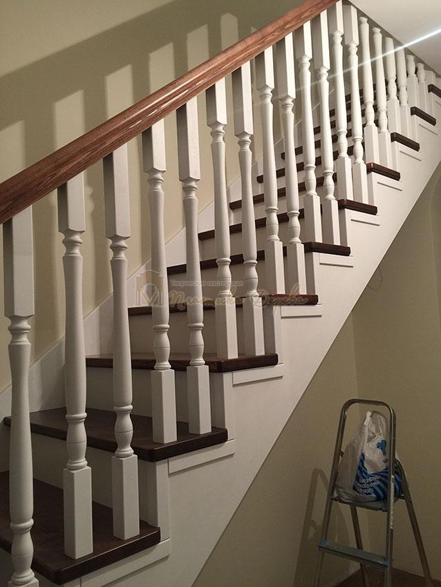 Одномаршевая лестница (фото 13)