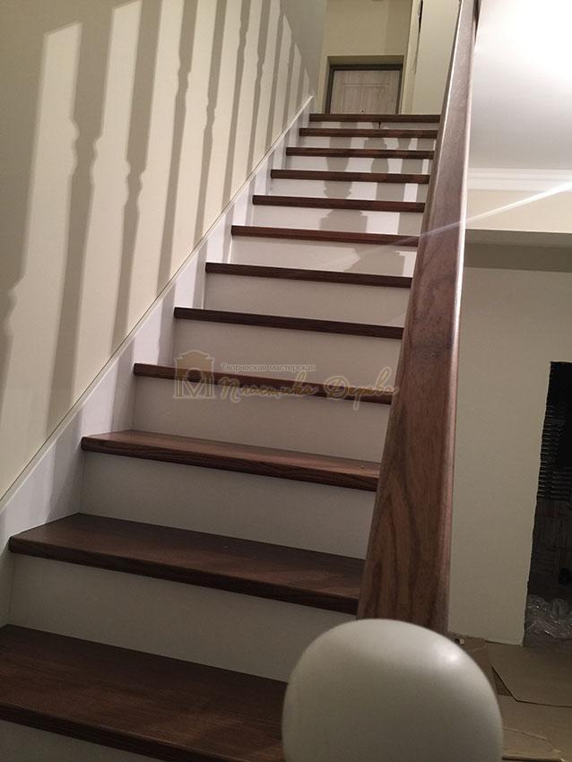 Одномаршевая лестница (фото 14)