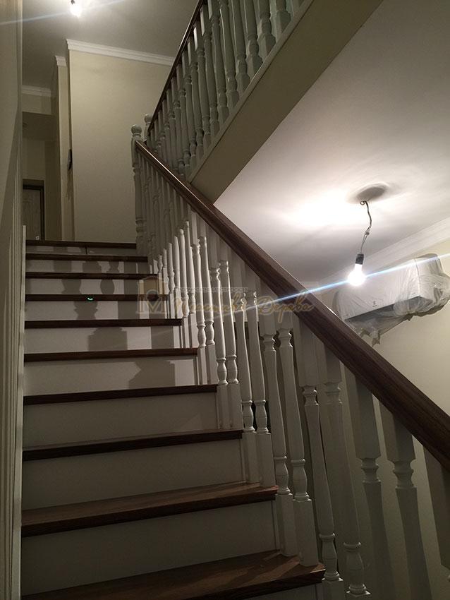 Одномаршевая лестница (фото 15)