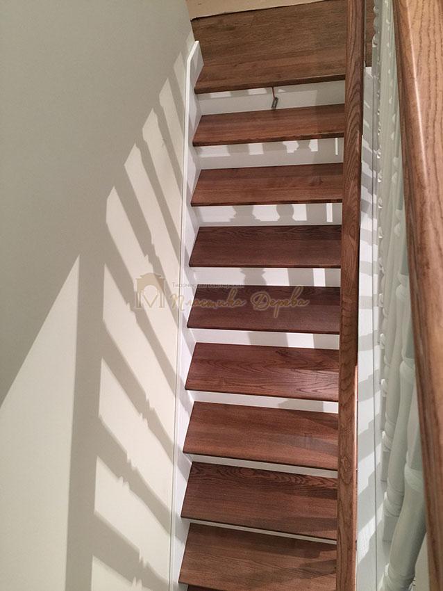 Одномаршевая лестница (фото 16)