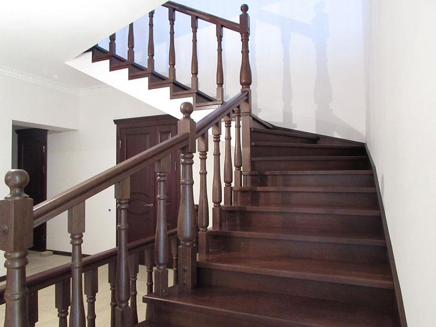 Установка лестниц (фото лестницы с подиумом)