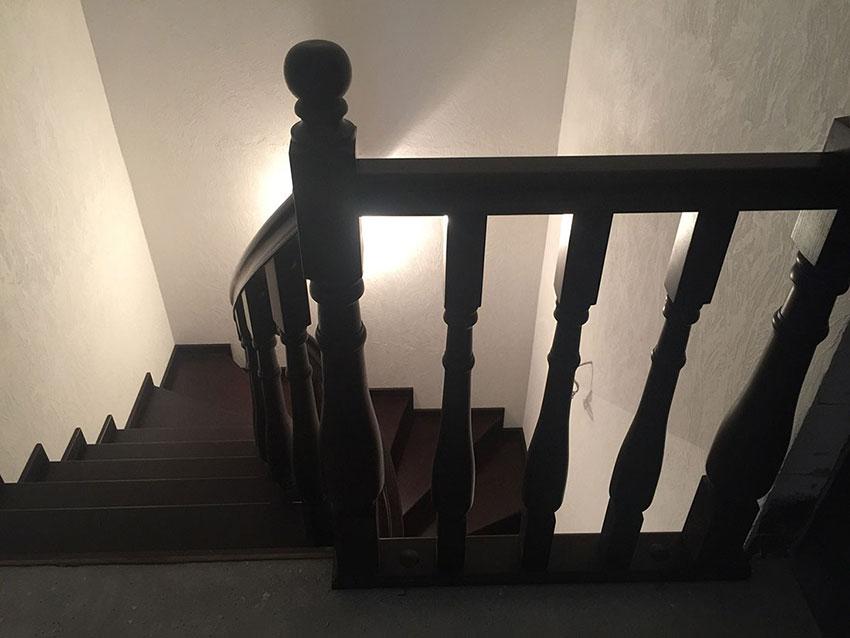 Винтовые лестницы (фото)